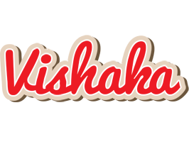 Vishaka chocolate logo