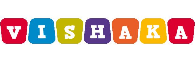 Vishaka daycare logo