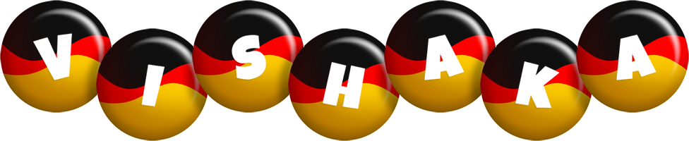Vishaka german logo
