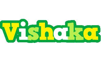 Vishaka soccer logo