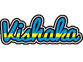 Vishaka sweden logo