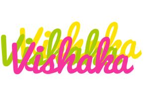 Vishaka sweets logo
