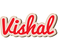 Vishal chocolate logo