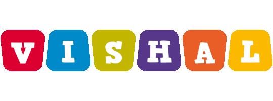 Vishal daycare logo