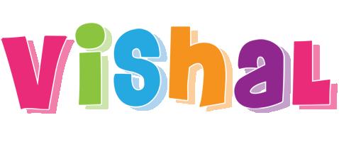 Vishal friday logo