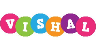 Vishal friends logo