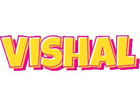 Vishal kaboom logo