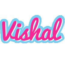 Vishal popstar logo