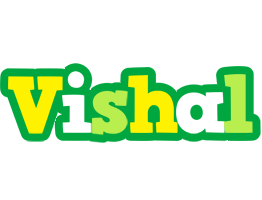 Vishal soccer logo
