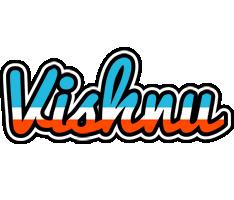 Vishnu america logo