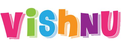 Vishnu friday logo
