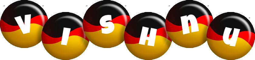 Vishnu german logo