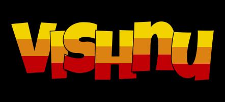 Vishnu jungle logo