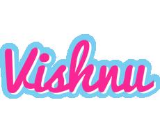 Vishnu popstar logo
