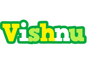 Vishnu soccer logo
