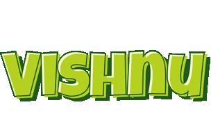 Vishnu summer logo