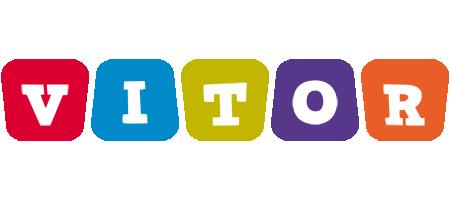 Vitor daycare logo