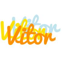 Vitor energy logo