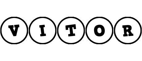 Vitor handy logo