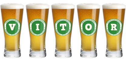 Vitor lager logo