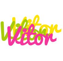 Vitor sweets logo