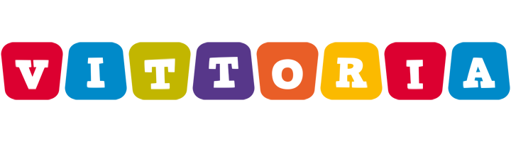 Vittoria kiddo logo