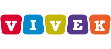 Vivek daycare logo