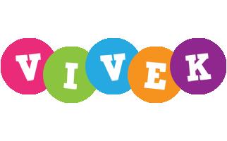 Vivek friends logo