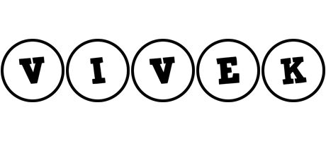 Vivek handy logo
