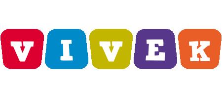 Vivek kiddo logo