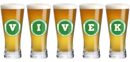 Vivek lager logo