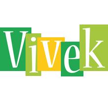 Vivek lemonade logo