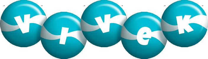 Vivek messi logo