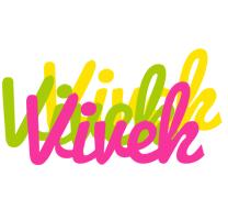Vivek sweets logo