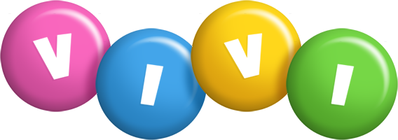 Vivi candy logo