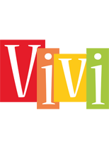 Vivi colors logo