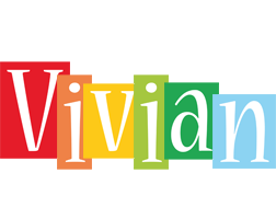 Vivian colors logo