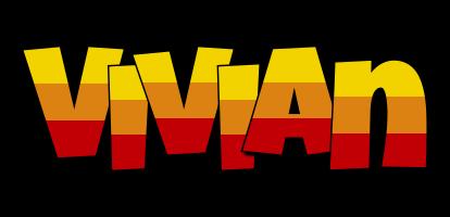 Vivian jungle logo