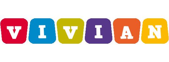 Vivian kiddo logo