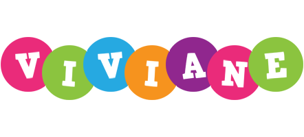 Viviane friends logo