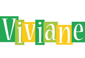 Viviane lemonade logo