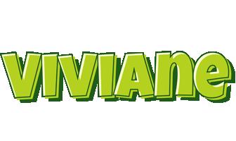 Viviane summer logo