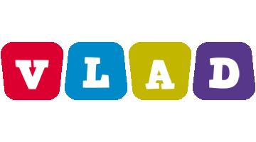 Vlad daycare logo