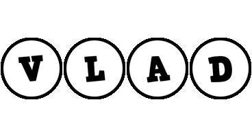 Vlad handy logo