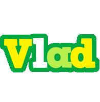 Vlad soccer logo