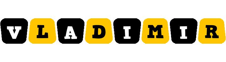 Vladimir boots logo