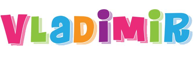 Vladimir friday logo