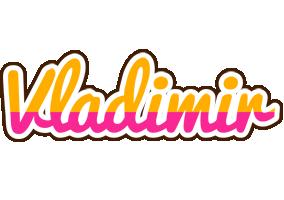 Vladimir smoothie logo