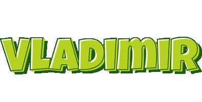 Vladimir summer logo