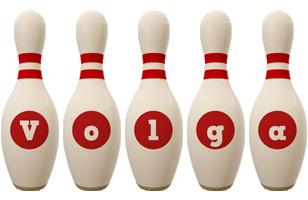 Volga bowling-pin logo